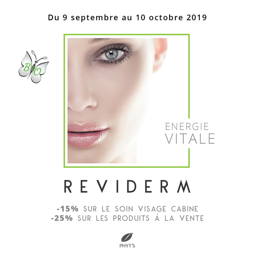 OFFRE SOIN REVIDERM