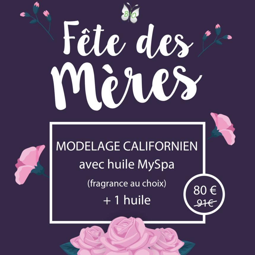 Offre spéciale Fête des Mères !