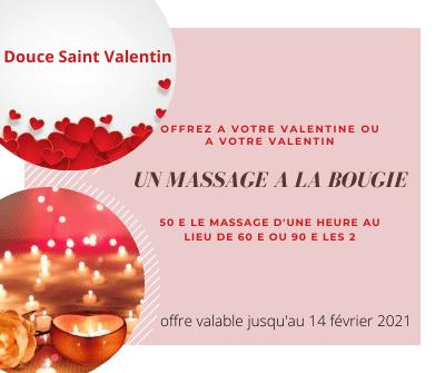 Offre Saint Valentin 2021