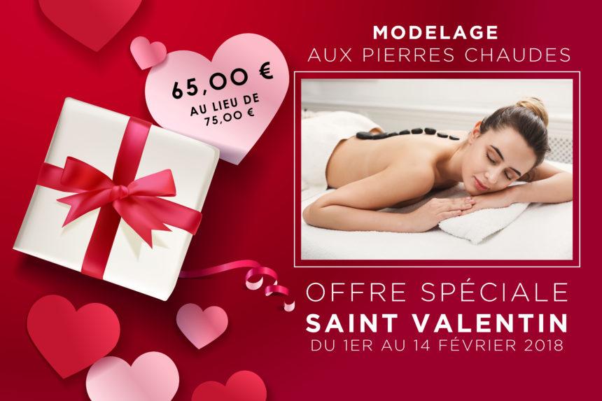 Offre spéciale Saint Valentin !!