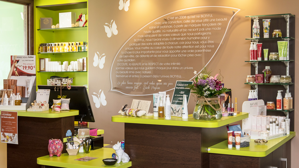 Biotyful - Salon de beauté à Colmar