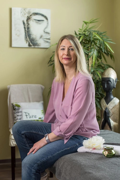 Biotyful - Delphine, esthéticienne près de Colmar spécialisée dans les soins de corps, et réflexologie plantaire